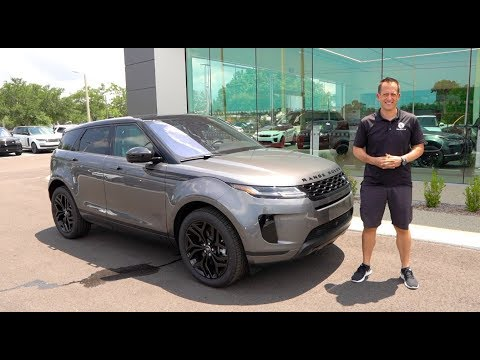 Is the 2020 Ranger Rover Evoque a CAPABLE luxury SUV?