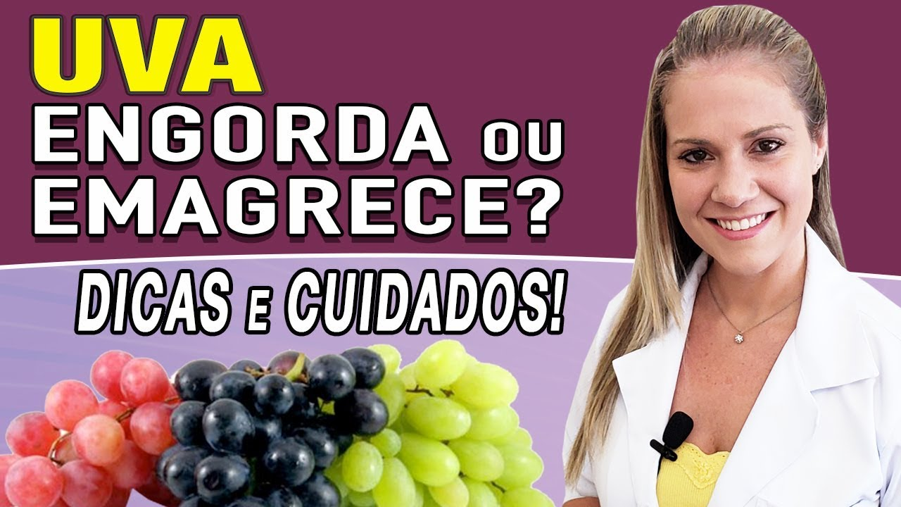 Agua De Uva Passa Para Emagrecer a dieta da uva para emagrecer - como funciona, cardápio e