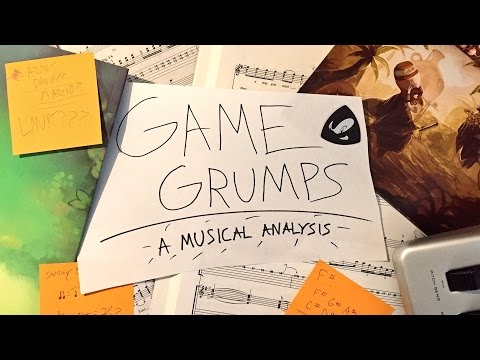 Game Grumps Intro Theme - A Musical Analysis