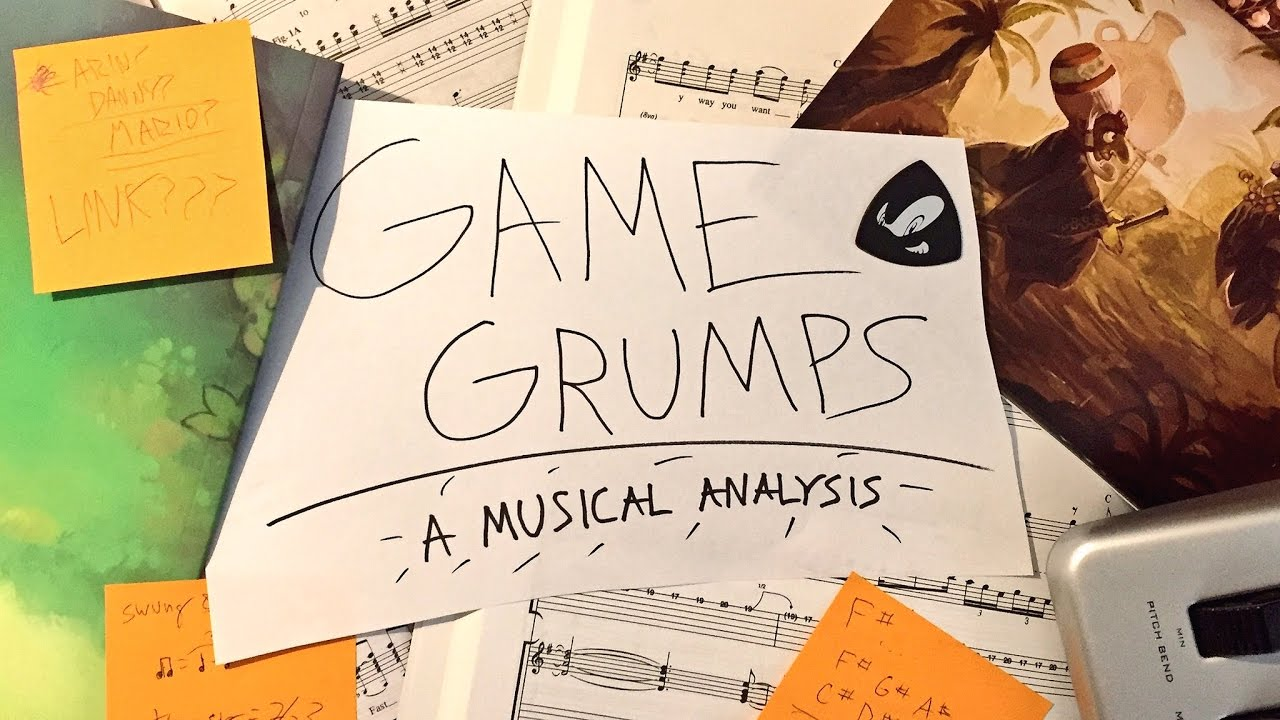 Game Grumps Intro Theme – A Musical Analysis