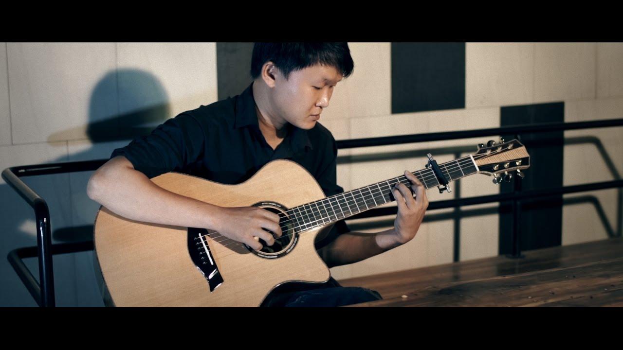 Duyên Phận - Như Quỳnh (Guitar Solo)