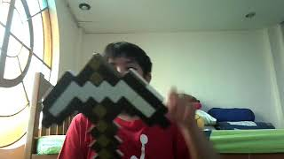 MINECRAFT package toy turns into a sword thumbnail