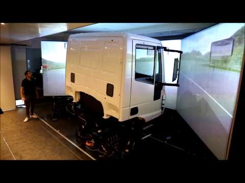 The ultimate Euro truck simulator 2 setup : trucksim