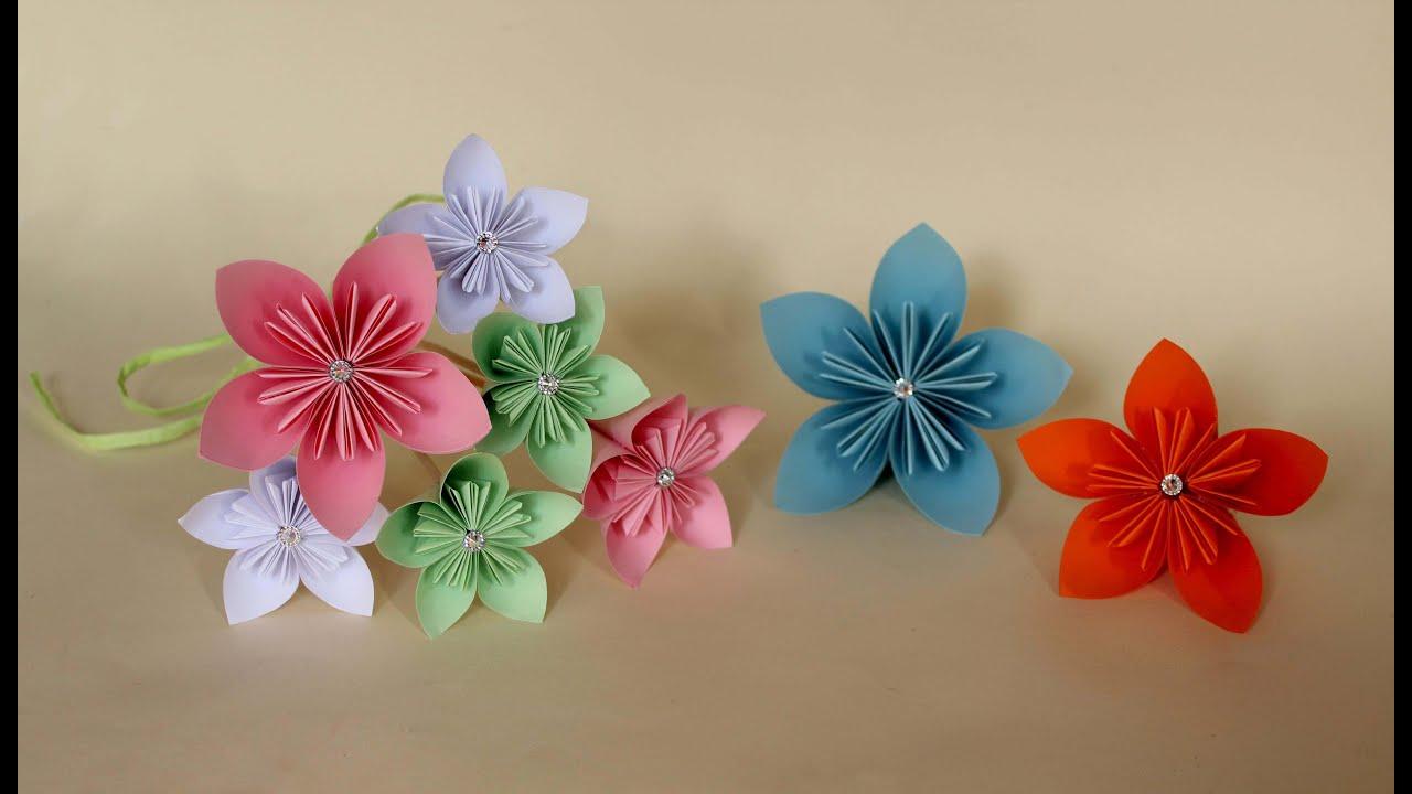 Como hacer flores kusudama youtube - Www como hacer flores com ...