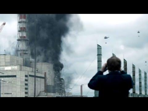 Как взрывался 4 энергоблок ЧАЭС
