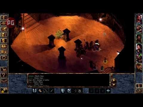Baldur's Gate: Enhanced Edition. Видеообзор