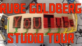 Creators Rube Goldberg Machine