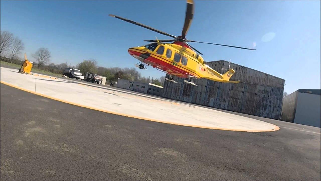 Elicottero Niguarda : Agusta westland aw elisoccorso milano
