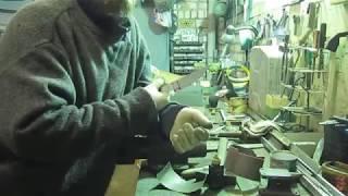Делаем нож без электроинструмента #3 - сверление отверстий(все видео из этого раздела, смотрите на моем канале в плейлисте https://www.youtube.com/playlist?list=PLOoCzJk19TeTyNP1pzOFE-bN9R3iMCCra..., 2012-11-20T20:10:26.000Z)