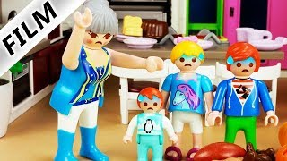 Playmobil Film deutsch | MECKER-OMA BEI FAMILIE VOGEL | Martins Eltern in Playmobil City Kinderserie