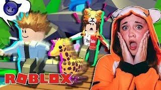Un BOY GOLD DIGGER SCAMMED ME !? - Adoptez-moi (Roblox Roleplay)
