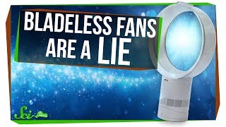 Why Bladeless Fans Are a Lie