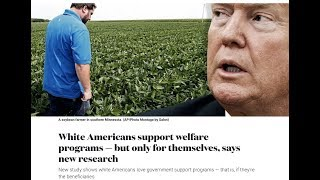 Welfare Is Fine For Some! Good White Folks!