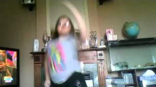 PSYCHO GIRL DANCING