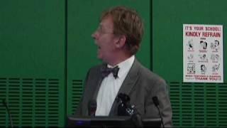 Giles Elrington PART 6 - Is It Safe?