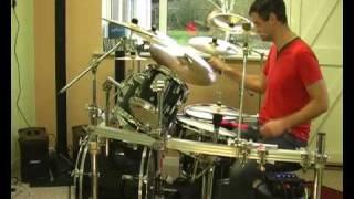 Genesis - Me And Sarah Jane Live (drums by jouxplan)