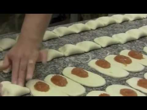 Fruit healthy biscuits manufacturing - Italian cereals and fruits cookies