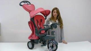 Детский трехколесный велосипед 5 в 1 Smart Trike Explorer в интернет магазине bebe-market.com.ua(Продажа: Детский трехколесный велосипед 5 в 1 Smart Trike Explorer Grey недорого в Украине, детский велосипед в интернет..., 2016-04-01T20:45:25.000Z)