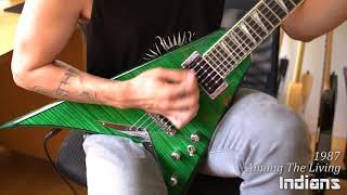 Anthrax HARDEST Songs On Rhythm Guitar