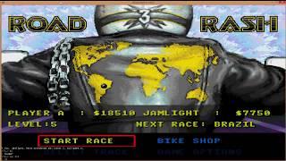 ROAD_RASH 3 Ti_  и JAMLIGHT (day3)