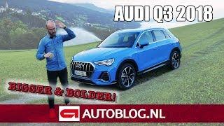 Audi Q3 (2018) rijtest