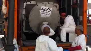 AST Grupo. Encamisado Interior de Tuberías con MANGA CONTINUA
