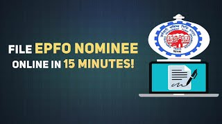 EPFO Online: Know how to update your Employee Provident Fund nominee in 15 minutes