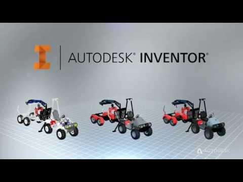 Tổng quan ứng dụng Autodesk Inventor