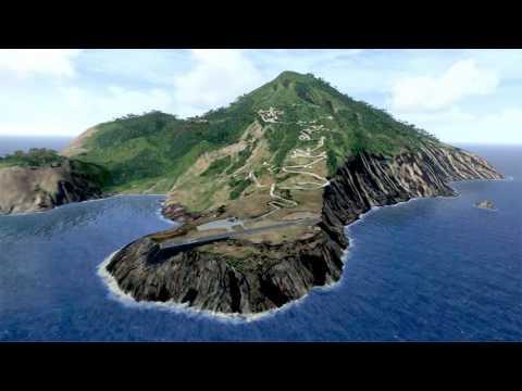 Saba Island - Netherlands (HD1080p)