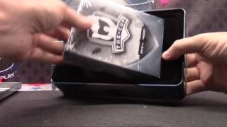 Dan's 2015/16 UD The CUP Hockey 3 Box Break