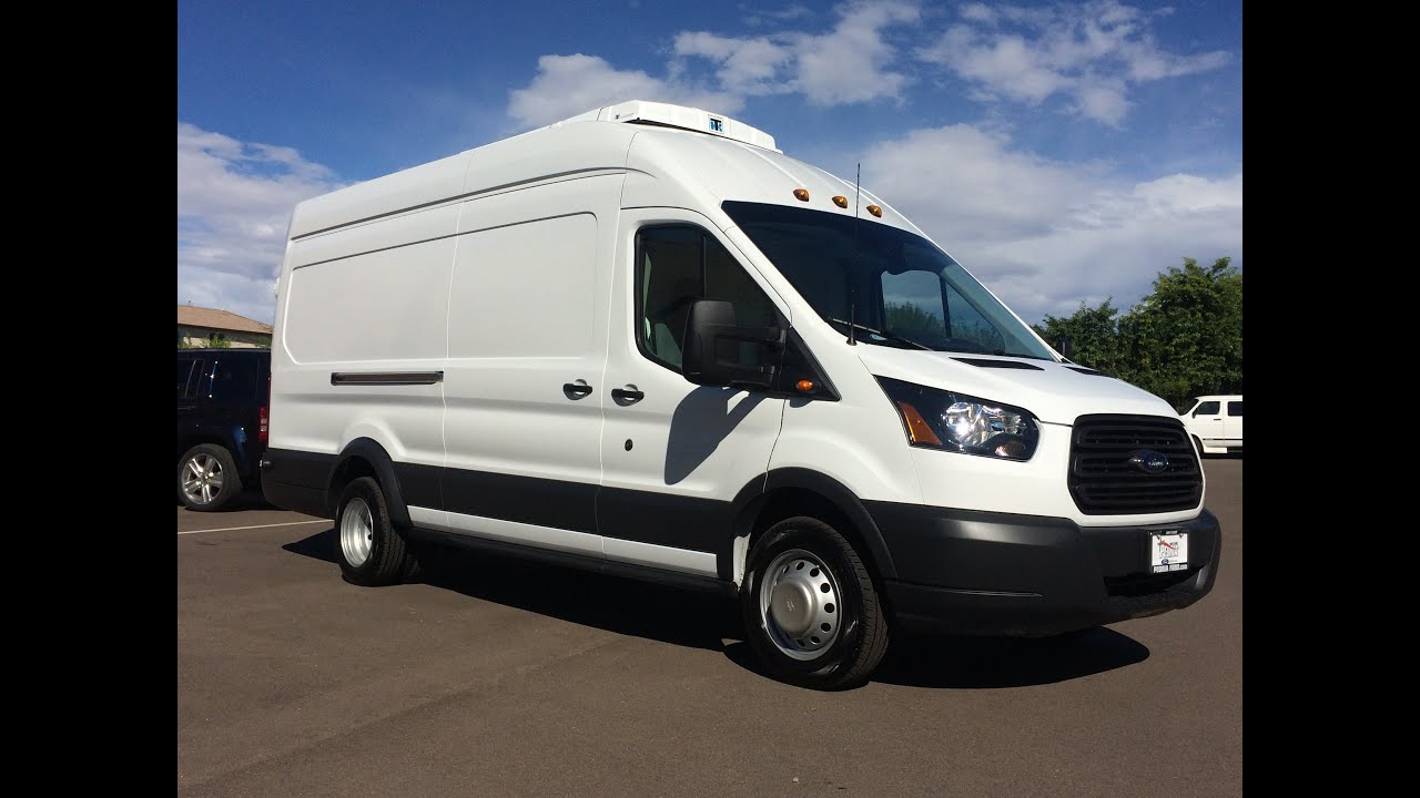 2015 ford transit t 350 high roof el diesel thermoking. Black Bedroom Furniture Sets. Home Design Ideas