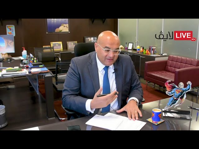خالد حجازي نموذج للشاب المصري إستطاع  تحقيق نجاحات ليصبح الرئيس التنفيذي للقطاع المؤسسي بإتصالات مصر