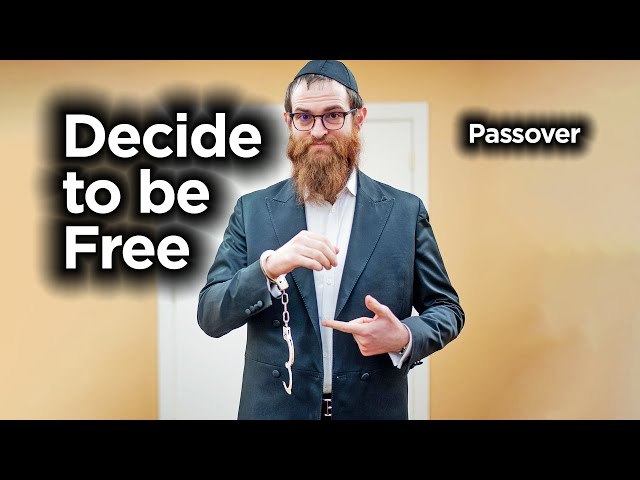 Decide to be Free!!     Here's how -- in two minutes