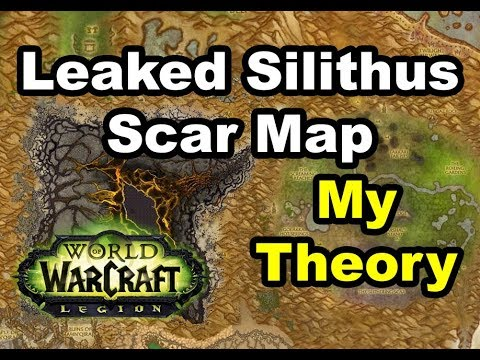 Leaked Silithus Scar Map [Spoilers and Speculation]