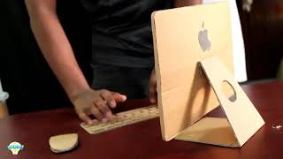 How To Make A Apple Imac With Cardboard - Diy Imac