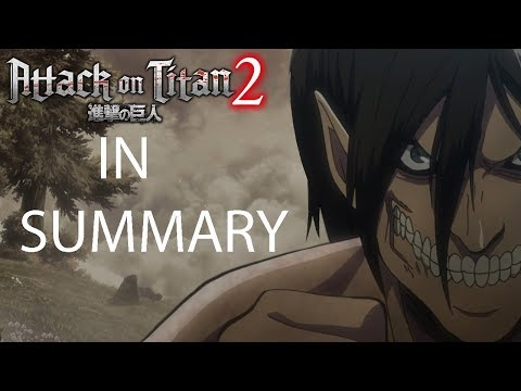 Attack on Titan Season 2 in Summary