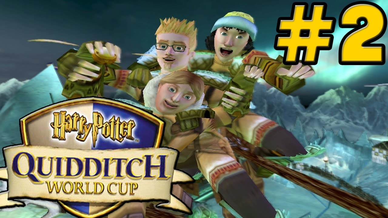 Dark Plays Quidditch World Cup 02 Nordic Victory Youtube