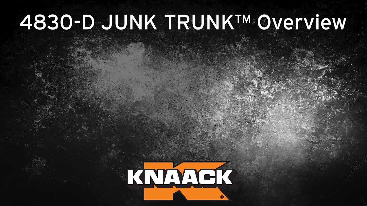 hight resolution of truck knack box