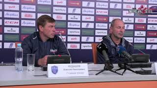 «Сочи» – СКА. Пресс-конференция | Sochi Hockey Open 2019