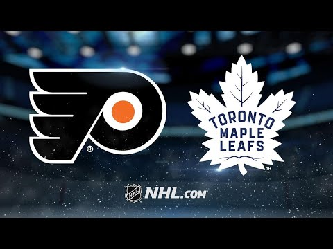 Manning, Voracek lead Flyers to 4-2 win against Leafs
