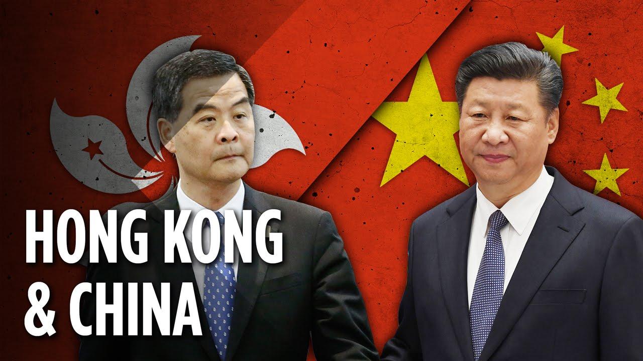 why do china and hong kong