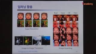 [토크ON세미나] 파이썬 OpenCV 입문 6강 - 딥러닝 활용과 얼굴검출   T아카데미