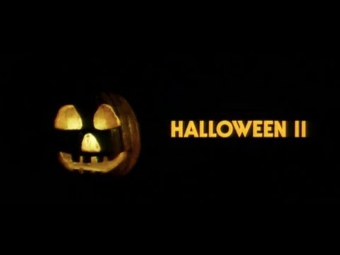 Halloween II (opening sequence & titles) 1981