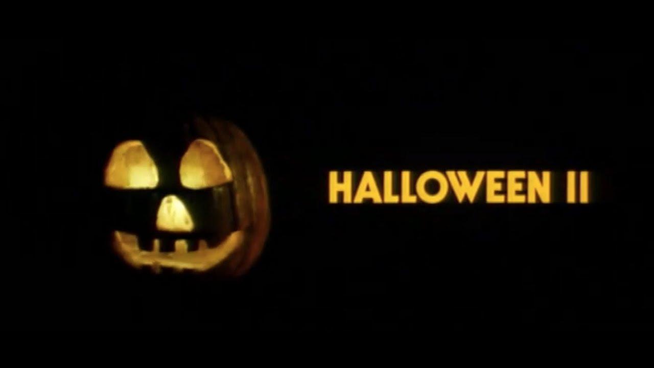 halloween ii opening sequence titles 1981 - Halloween 2 1981 Full Movie