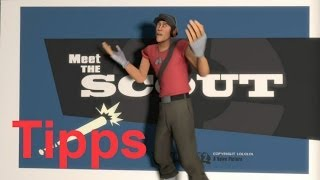 Team Fortress 2 Anfanger Tipps - Scout