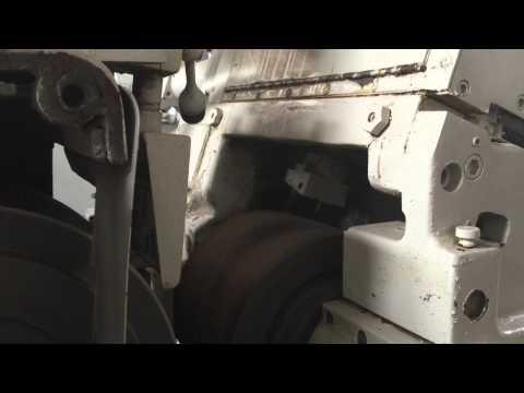 """No. 220-8, CINCINNATI, 20 HP, 24"""" Diam. Grinding Wheel, Excellent Condition [4136]"""