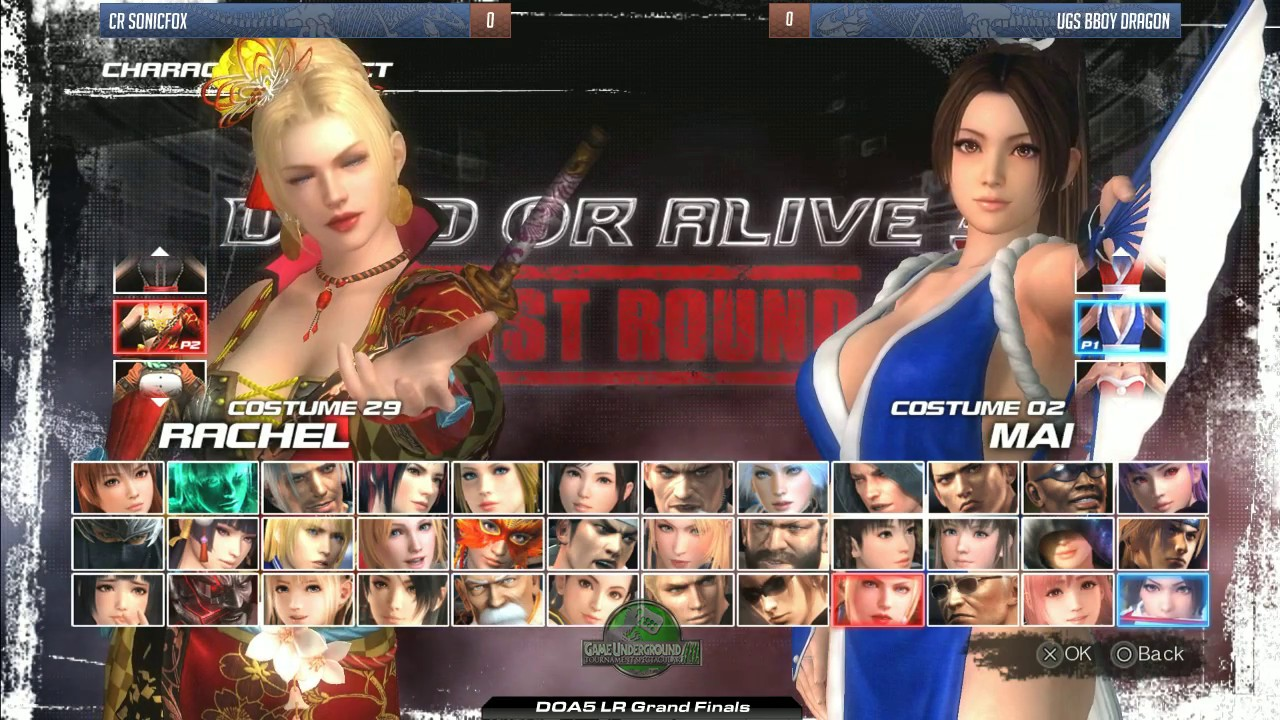 Play DEAD OR ALIVE 5 Last Round Core Fighters