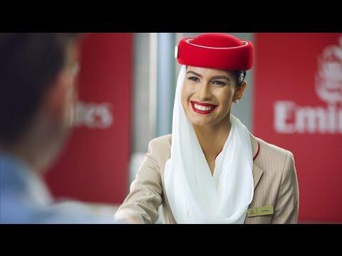 Publicité 2018 - Emirates
