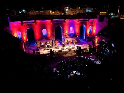 TARABBAND - Yawel (Live in Amman, Jordan)