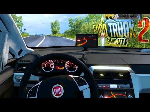 NOLEGGIO una FIAT PUNTO - Euro Truck Simulator 2 (macchina)